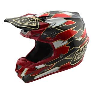 Troy Lee SE4 Carbon Maze Helmet