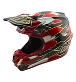 Troy Lee SE4 Carbon Maze Helmet