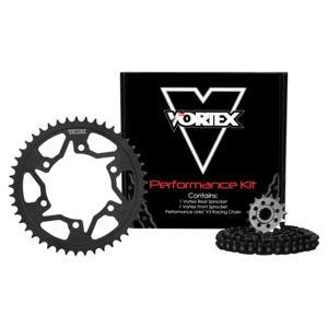 Vortex V3 WSS Chain And Sprocket Kit Honda CBR500R 2013-2018