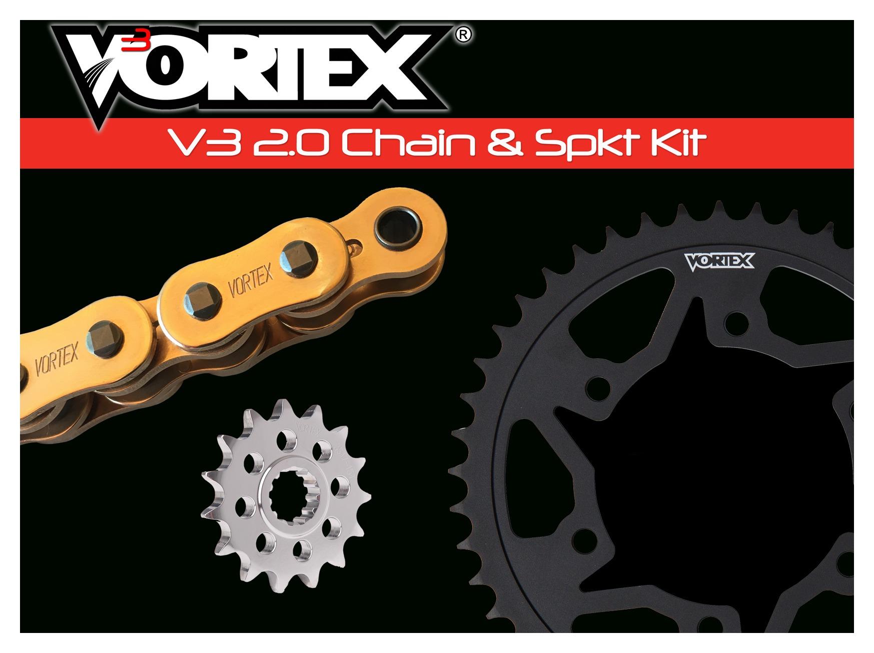 Vortex 111A-56 Silver 56-Tooth Rear Sprocket