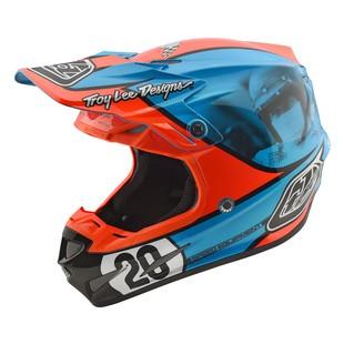 Troy Lee SE4 McQueen Helmet