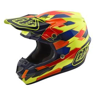 Troy Lee SE4 Maze Helmet