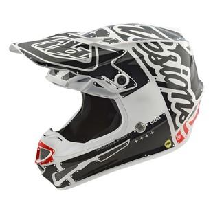 Troy Lee SE4 Factory Polyacrylite Helmet