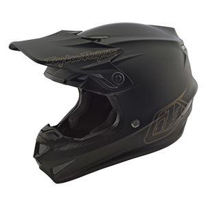Troy Lee SE4 Polyacrylite Mono Helmet