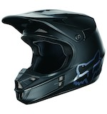 Fox Racing V1 Matte Black Helmet Matte Black / SM [Blemished - Very Good]