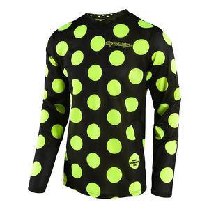 Troy Lee Youth GP Air Polka Dot Jersey