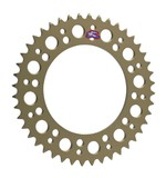 Renthal Ultralight Rear Sprocket Suzuki GSXR600 / Triumph Daytona 600