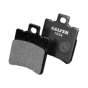 Galfer Semi-Metallic 1054 Rear Brake Pads For Harley