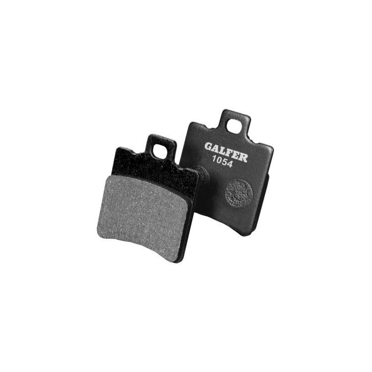 Galfer Semi-Metallic 1054 Rear Brake Pads For Harley
