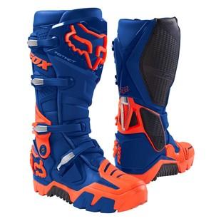 Fox Racing Instinct Offroad Boots Blue / 11 [Demo - Good]