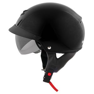 Scorpion EXO-C110 Helmet Black / XL [Blemished - Very Good]