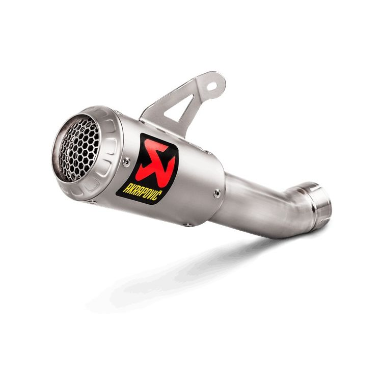 Akrapovic GP Slip-On Exhaust