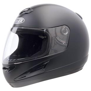 GMax GM38 Helmet Matte Black / 2XL [Open Box]