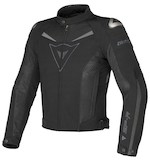 Dainese Super Speed Textile Jacket Black/Black/Dark Grey / 58 [Blemished - Very Good]