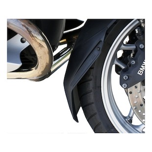 MachineartMoto Avant RT Front Fender Extender Black [Previously Installed]