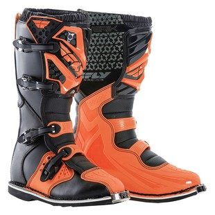 Fly Racing Maverik Boots Orange / 11 [Blemished - Very Good]