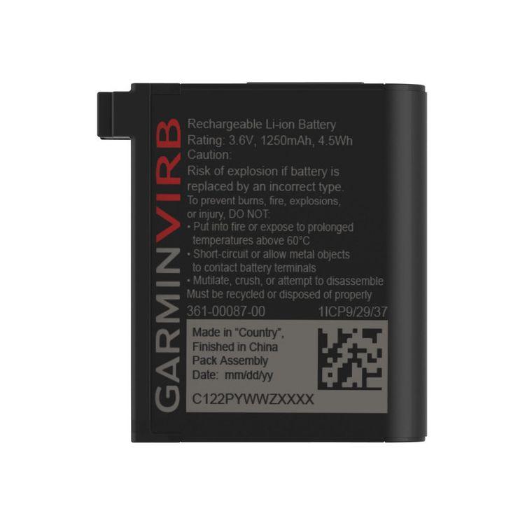 Garmin VIRB Ultra 30 Lithium Battery Pack