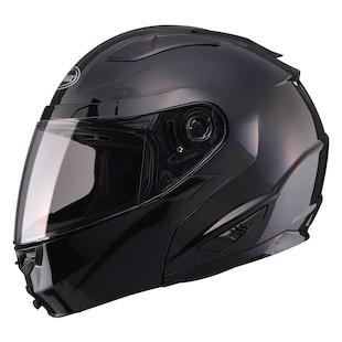 GMax GM64 Helmet Black / MD [Open Box]