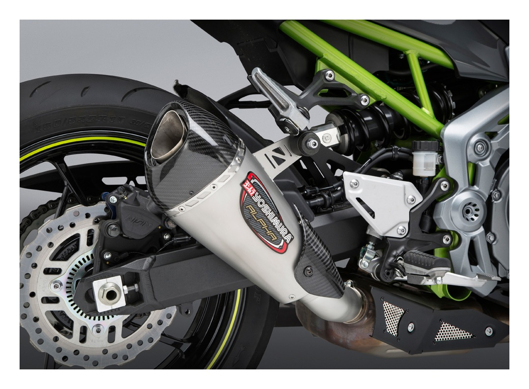Yoshimura Alpha T Works Street Slip On Exhaust Kawasaki Z900 2017 Ktm 520 Engine Diagram 2019 10 5490 Off Revzilla
