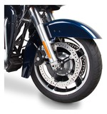 "Arlen Ness 14"" Big Brake Front Rotor For Harley Touring 2008-2013"