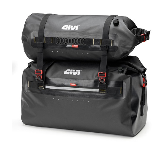Givi Grt702 Gravel T 20 Liter Waterproof Cargo Bag 10 9 90 Off Revzilla