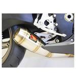 Competition Werkes GP Slip-On Exhaust Suzuki GSXR 1000 2009-2011