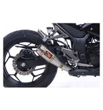 Competition Werkes GP Slip-On Exhaust Kawasaki Ninja 300 2013-2017