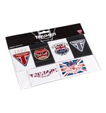 Triumph Fridge Magnet Set