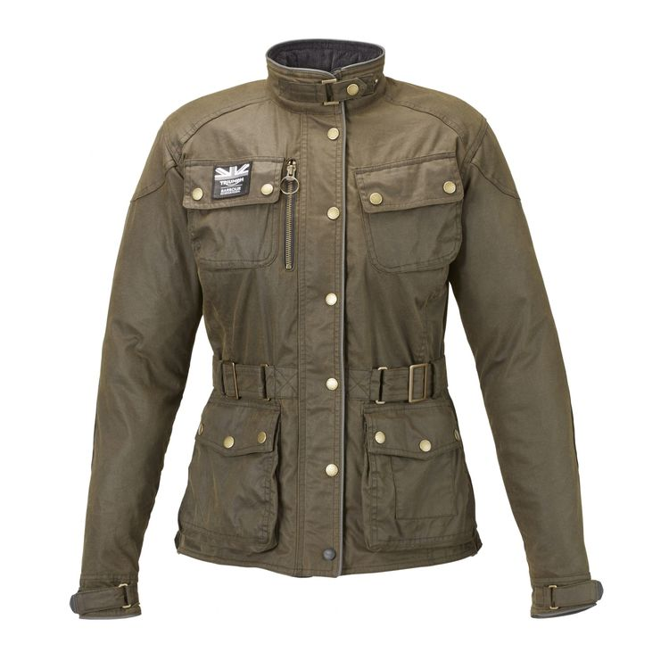 Triumph Barbour Women S Jacket 40 192 01 Off Revzilla