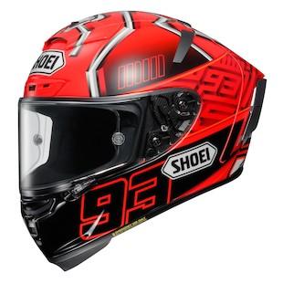 Shoei X-14 Marquez 4 Helmet Red/Black / MD [Open Box]