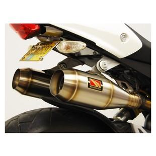 Competition Werkes GP Slip-On Exhaust Ducati Monster 696 / 796 / 1100