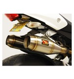 Competition Werkes GP Slip-On Exhaust Ducati Monster 696 / 796 / 1100