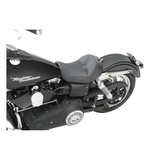 Saddlemen Dominator Solo Seat For Harley Dyna 2006-2017