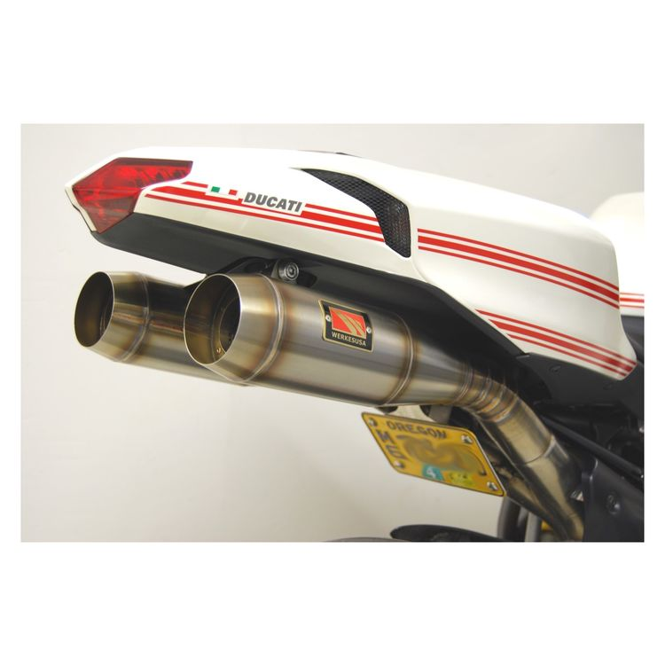 Fullscreen Zoom: Ducati 1098 Exhaust At Woreks.co