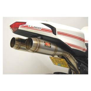 Competition Werkes GP Slip-On Exhaust Ducati 848 / 1098 / 1198