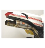 Competition Werkes GP Slip-On Exhaust Ducati 848 / 1098 / 1198