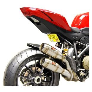 Competition Werkes GP Slip-On Exhaust Ducati Streetfighter / S / 848