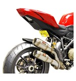 Competition Werkes GP Slip-On Exhaust Ducati Streetfighter / S / 848