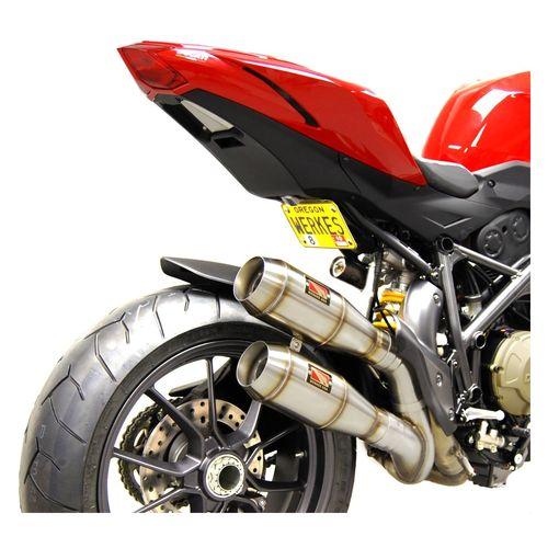 competition werkes gp slip-on exhaust ducati streetfighter / s