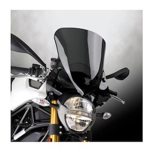 National Cycle VStream Sport Touring Windscreen Ducati Monster 696/796/1100/S/EVO Dark Tint [Previously Installed]
