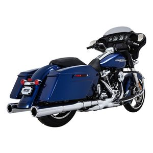 Vance & Hines Power Duals Headers For Harley Touring 2017-2021