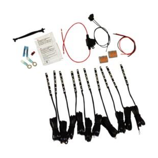 Custom Dynamics LED MagicFlex 2 Sport Engine Light Kit