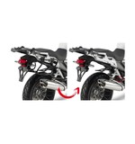 Givi Rapid Release Side Case Racks For Monokey V35 Side Cases