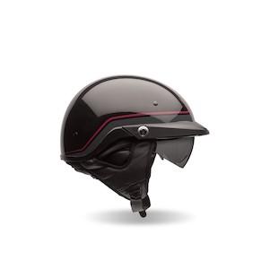 Bell Pit Boss Pinstripe Helmet Red/Black / LG [Blemished - Very Good]