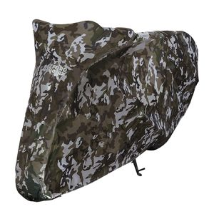 Oxford Aquatex Camo Motorcycle Cover