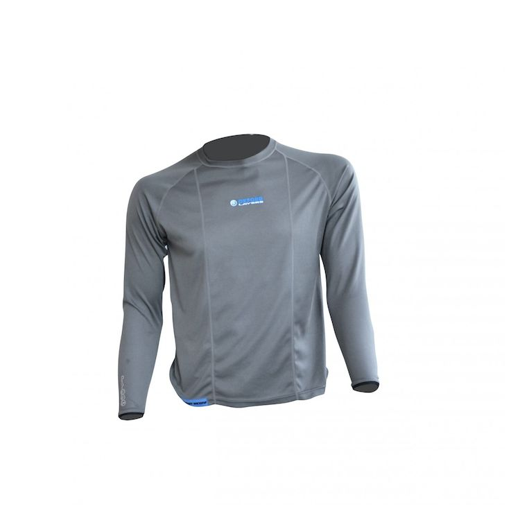 Oxford Layers Cool Dry LS Shirt MD [Demo - Good]