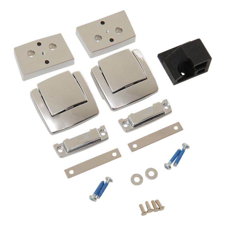 Drag Specialties Tour-Pak Latch Kit For Harley Touring 1997-2013
