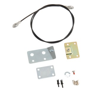 Drag Specialties Tour-Pak Tether Kit For Harley Touring 1989-2013