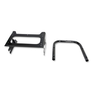 Drag Specialties Quick Detach Tour Box Mount For Harley Touring 1997-2008