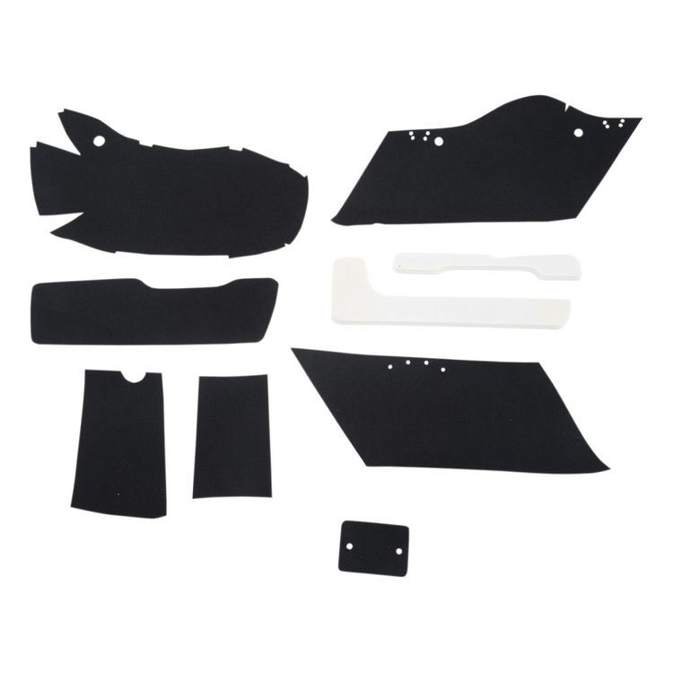 Drag Specialties Saddlebag Lining Kit For Harley Touring 2014-2019